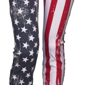 kalhoty s americkou vlajkou - foto č. 1