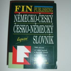 Německo - český slovník - foto č. 1