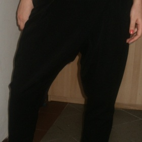 �ern� tureck� kalhoty Cropp - foto �. 1