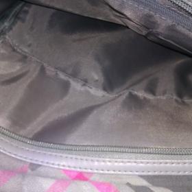 R�ovo�ed� l�tkov� kabelka z Kenvela - foto �. 1