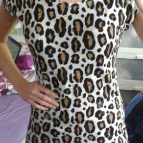 Leopard� triko H&M - foto �. 1