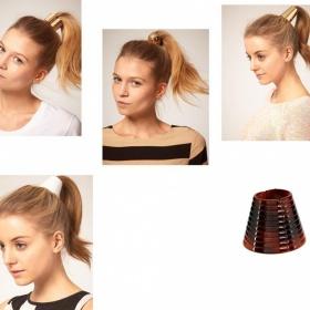 Ozdobu do vlas� - ku�el �i jin� tvar d�v� se do cul�ku - foto �. 1