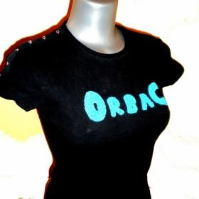 Tričko Orbac černé - foto č. 1