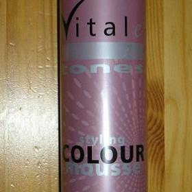 Vitale tones barvící pěna - světle zlatá blond - foto č. 1
