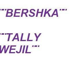 Oblečení Bershka nebo T.Wejil - foto č. 1