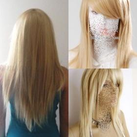 Blond Paruka - foto �. 1