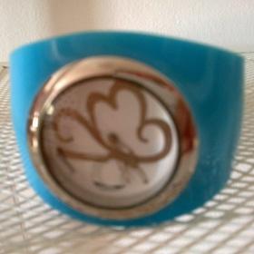 Modr� hodinky Terranova - foto �. 1