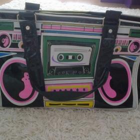 Barevná kabelka rádio - foto č. 1