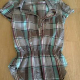 Vícebarevná košile Gate - foto č. 1