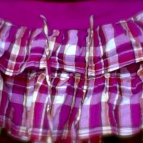 Růžová sukně house - foto č. 1