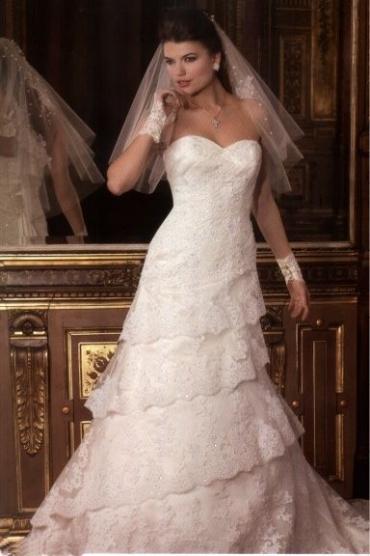 2dc30415f1a Velmi jednoduché svatební šaty - Diskuze Omlazení.cz