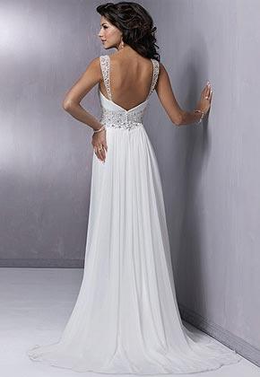 a9b87a02704 Velmi jednoduché svatební šaty - Diskuze Omlazení.cz (2)