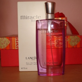 Lancome Miracle forever EDP - foto č. 1