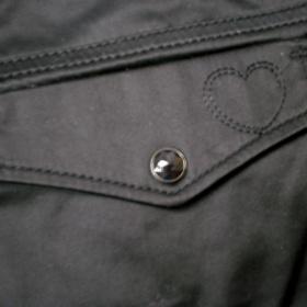 Černé kraťásky z C&A - foto č. 1