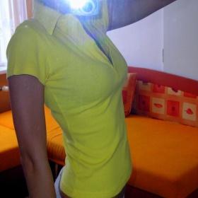 Žluté tričko Tally Weijl - foto č. 1