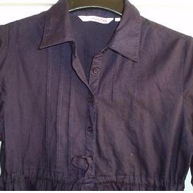 Fialová košile Instict - foto č. 1