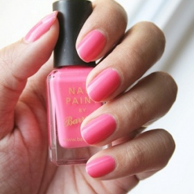 Lak na nehty Barry M Pink Flamingo - foto �. 1