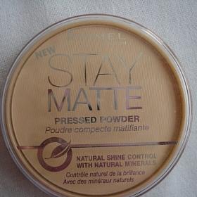 Pudr Rimmel Stay Matte - foto �. 1