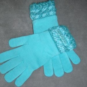 Tyrkysov� rukavice Adidas - foto �. 1