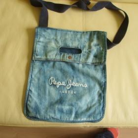 PEPE JEANS - sportovnější taška - foto č. 1