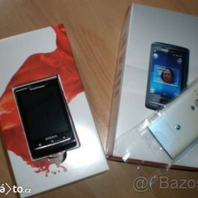 Sony Ericsson Xperia X10 mini - foto č. 1