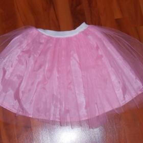 Růžová sukně Agatafashion - foto č. 1