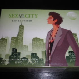 Sex in the city - Romantic, EDP 100 ml, zabalen� v celof�nu - foto �. 1