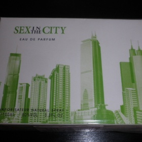 Sex in the city - Kiss, EDP 100 ml, zabalená v celofánu - foto č. 1