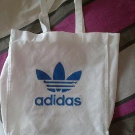Bílá kabela Adidas - foto č. 1