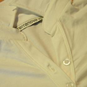 Bílé bodýčko - Terranova - foto č. 1