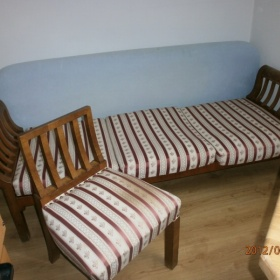Staro�itn� sofa s k�es�lkem - foto �. 1