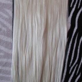 Clip in vlásky, blond 613, 51cm - foto č. 1