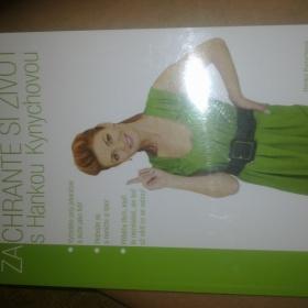 Kniha Zachraňte si život s Hankou Kynychovou - foto č. 1