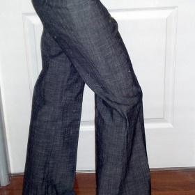 �ed� spole�ensk� kalhoty  �ir��ho st�ihu  Orsay - foto �. 1
