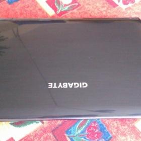 Notebook Gigabyte Q1447N - W7HP - foto �. 1