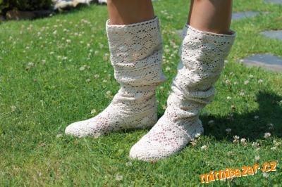 Jak připevnit boty k podrážce