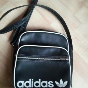 Černá crossbody taška, Adidas - foto č. 1