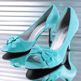 Tyrkysové botky - foto č. 1