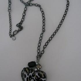 Leopardí náhrdelník - foto č. 1