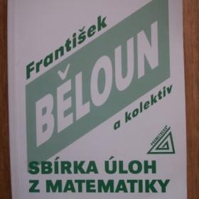 Sbírka úloh z matematiky - Běloun - foto č. 1