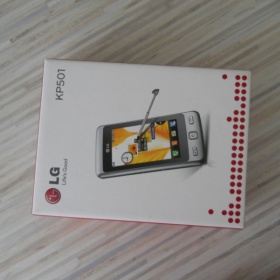 Mobilní telefon LG KP501