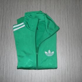 Zelená mikina Adidas