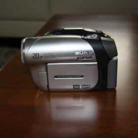 Videokamera Sony dvd - foto �. 1