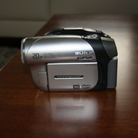 Videokamera Sony dvd - foto č. 1
