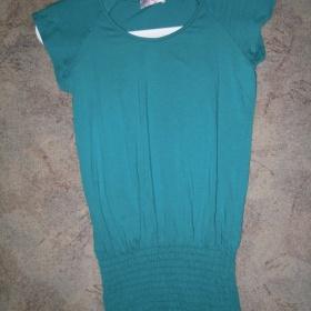 Tričko  Orsay s nařasením - foto č. 1