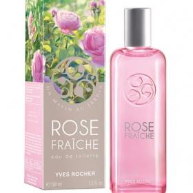Toaletní voda Růže Yves Rocher - foto č. 1