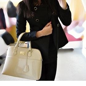 Černý kabátek HM - foto č. 1