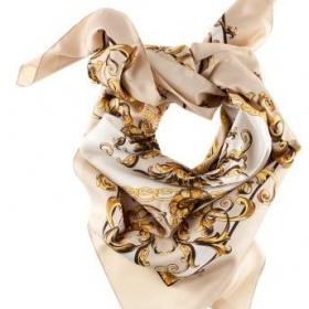Béžový šátek HM - foto č. 1