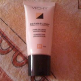 Vichy make - up Dermablend, odstín 25 - nude - foto č. 1