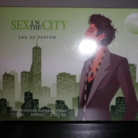 Sex in the city - Romantic, EDP (orig. zabalený) - foto č. 1